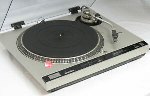 Vintage Technics SL-1700MK2 Direct Drive Automatic Turntable Record Player