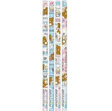 San-X Rilakkuma Iislands Everyday theme Pencil 2B 4pc Set PN79401 (7c101)