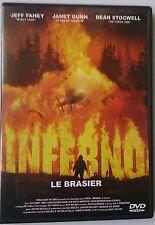 """DVD neuf sous blister """"INFERNO le brasier"""""""
