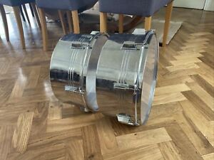 Vintage Timbales Timbale Lovely Latin Percussion Very Nice