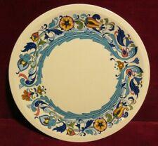 "Villeroy & Boch 1973 IZMIR 9 3/8"" Luncheon Plate/s   Never Used!  V7"