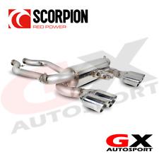 Sbmb 062 SCORPION tubos de escape BMW E90 E92 M3 2007-2013 halfsystem