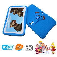 7'' Kids Tablet Android PC PAD Dual HD Cameras WIFI 3G iPAD For Boys Girls Kids