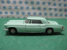 Vintage RARE  -  FORD  Continental Mark II    -  1/43   Mercury  4  -