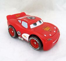 DISNEY Pixar Cars Lightning McQueen Character Toy Red Race Car Figure