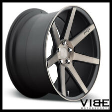 "19"" NICHE VERONA MACHINED CONCAVE STAGGERED WHEELS RIMS FITS ACURA TL"