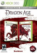 Dragon Age Origins: Ultimate Edition [Xbox 360, Awakening Expansion Pack + 9]