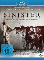 Sinister [Blu-ray] von Derrickson, Scott | DVD | Zustand sehr gut