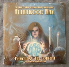 "Fleetwood Mac – Rumours - The Concert 10"" Limited Blue & White Vinyl Lp"