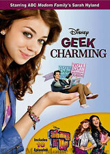 Disney Channel Original Movie Geek Charming on DVD Plus 10 Shake It Up Episodes