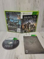 Halo: Reach (Xbox 360, 2010) - Complete including Manual
