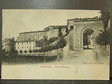 cpa italie italia perugia porta eburnea     *