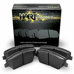 For Celica,Camry,ES250,ES300,Solara,RX300 Rear Semi-Metallic Brake Pads