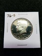 1976-S US PROOF KENNEDY HALF DOLLAR FROM US PROOF SET