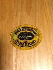 "Rare Bruce Springsteen ""We Shall Overcome"" The (Pete) Seeger Sessions Patch"