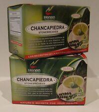50 Tea bags Chanca Piedra Hierba (Stone Braker Tea bags) 2 Boxes