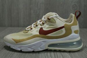 59 Nike Air Max 270 react 'Equestrian' AT6174-700 SZ 8.5 Womens Running Shoes