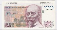 Belgium Belgio 100 Franchi  1982 94 FDS UNC   Pick 142 firme 5 e 15 rif 4289