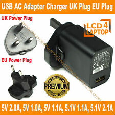 10W 5V 2A For Nokia 9 PureView USB Power AC Adapter Charger UK EU Plug
