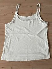 H&M L.O.G.G. Shirt Top weiss Gr. XL super Zustand