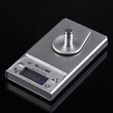 10g*0.001g Digital Electronic Milligram Precision Scale Gram Jewelry Diamond YK