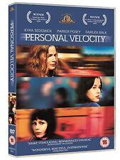 PERSONAL VELOCITY KYRA SEDGWICK PARKER POSEY FAIRUZA BALK MGM UK REG 2 DVD L NEW