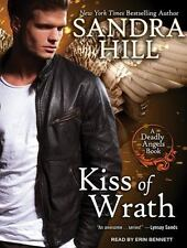 Deadly Angels: Kiss of Wrath 4 by Sandra Hill (2014, MP3 CD, Unabridged)