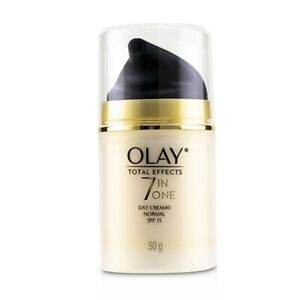 Olay Total Effects 7 in 1 Normal Day Cream SPF 15 50g Mens Other