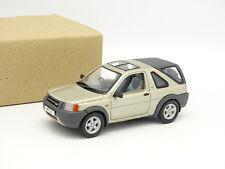 Uh Universal Hobbies 1/43 - Land Rover Freelander Beige Métal