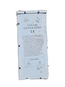 Steam Generator Shower Sauna Bath Spa Safety Room Sauna