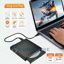 Usb 2.0 External Slim Cd±Rw Dvd Rom Combo Drive For Pc Laptop Mac Window