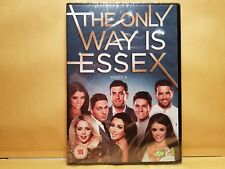 The Only Way Is Essex - Series 4  (DVD) 2012 Series On 2 Discs...NEW & SEALED