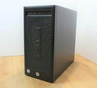 HP 280 G2 Windows 10 Tower PC Intel Core i5 6th Gen 3.2GHz 4GB 250GB SSD