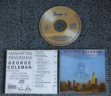 GEORGE COLEMAN - Manhattan panorama - CD