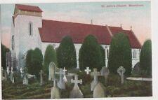 St. Johns Church, Moordown, Bournemouth Postcard, B383