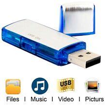 Voice Record Mini Spy 8GB Digital Sound Audio Recorder Dictaphone MP3 Player USA