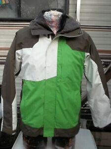 Columbia Titanium Snow Ski 2 in 1 Nylon Jacket Small