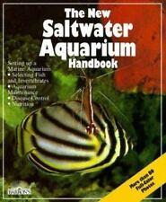 The New Saltwater Aquarium Handbook by George C. Blasiola (1991, Paperback)