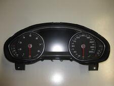 Audi a8 4h FSI fis High plus AMF velocímetro cluster combi instrumento 4h0920900j t133