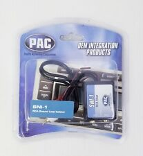 New Pac Sni-1 Rca Ground Loop Isolator & Noise Filter Adapter