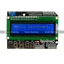 SainSmart 1602 LCD Keypad Shield for Arduino Duemilanove UNO MEGA 1280 2560 R3