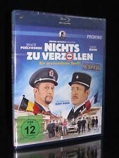 BLU-RAY NICHTS ZU VERZOLLEN - Regisseur von WILLKOMMEN BEI DEN SCH'TIS ** NEU **