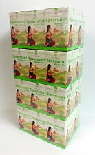 Spearmint caffeine free herbal tea bags ( 24 boxes of 40) by Palanquin