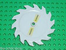 LEGO indiana jones MdStone Technic Disc 8 x 8 Saw Blade ref 61403 / Set 7626