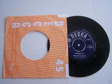 "RECORD  7 "" ,  45 T VINYL  JUKE BOX , MARIANNE FAITHFULL , MORNING SUN . 1965 ."