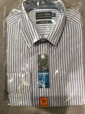 Easy Iron Striped Singlepack Formal Shirts for Men