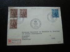 SUEDE - enveloppe 14/4/1961 (cy35) sweden