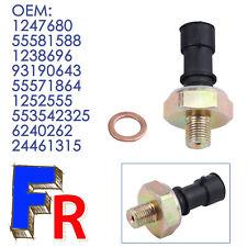 Pour Opel Corsa Agila Tigra Astra Capteur de pressostat d'huile 55571864 1252555