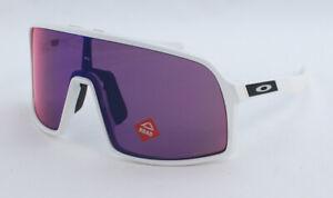 Oakley Sutro S OO9462-0528 Youth Sunglasses - Matte White/Prizm Road