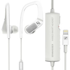 Sennheiser AMBEO Smart Headset headphones (iOS) 3D Video Sound White For iPhone